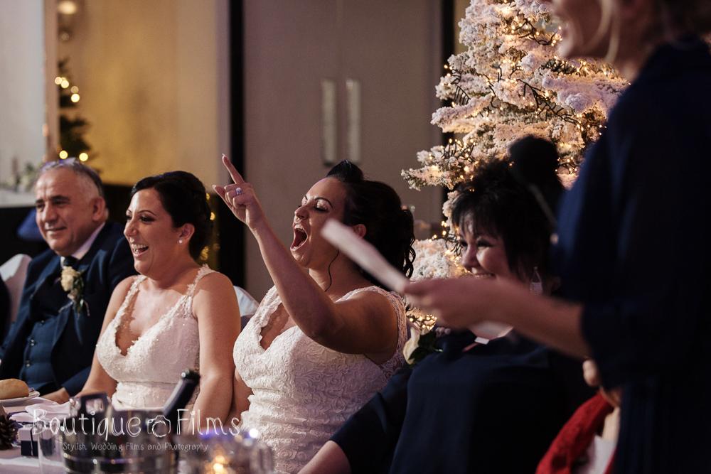 Jodie & Nicole Wedding Speeches