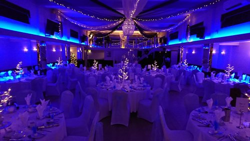 Christmas Party Nights at The Arlington Ballroom, Southend-on-Sea, Essex