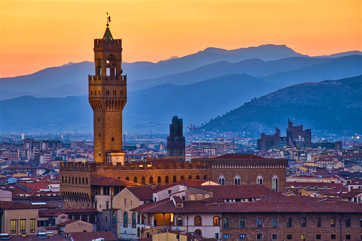 Florence, Tuscany,  from Lonely Planet