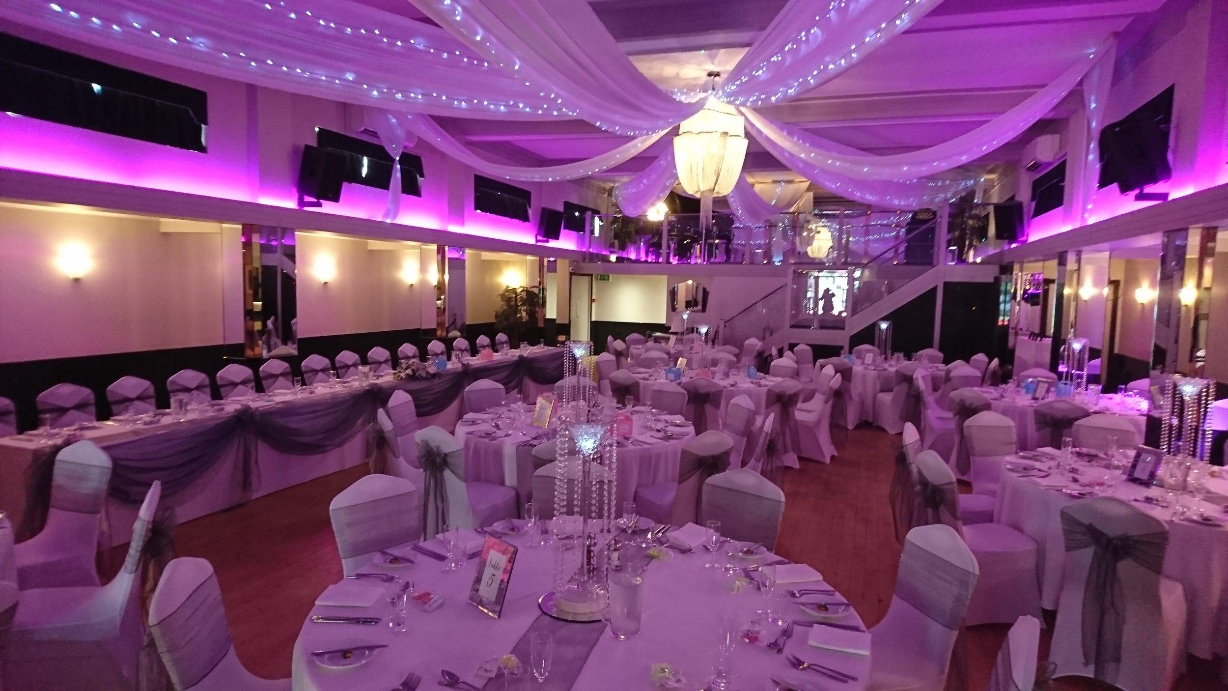 Pink Wedding - Rosie and Daniel - August 2019 - The Arlington Ballroom Essex