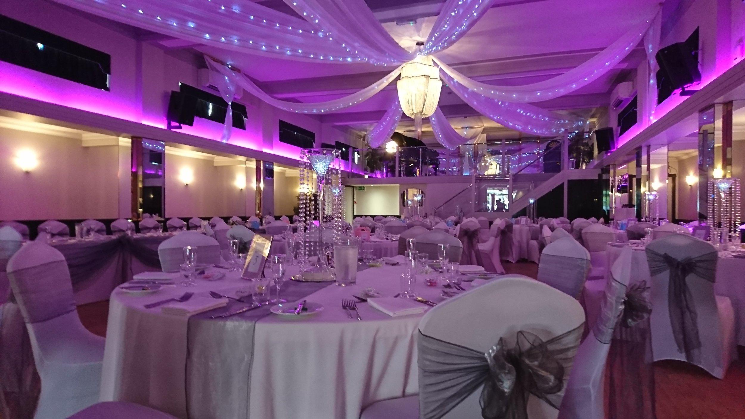 Wedding Reception - Rosie and Daniel's Wedding 24th August 2019 - Arlington Ballroom Southend