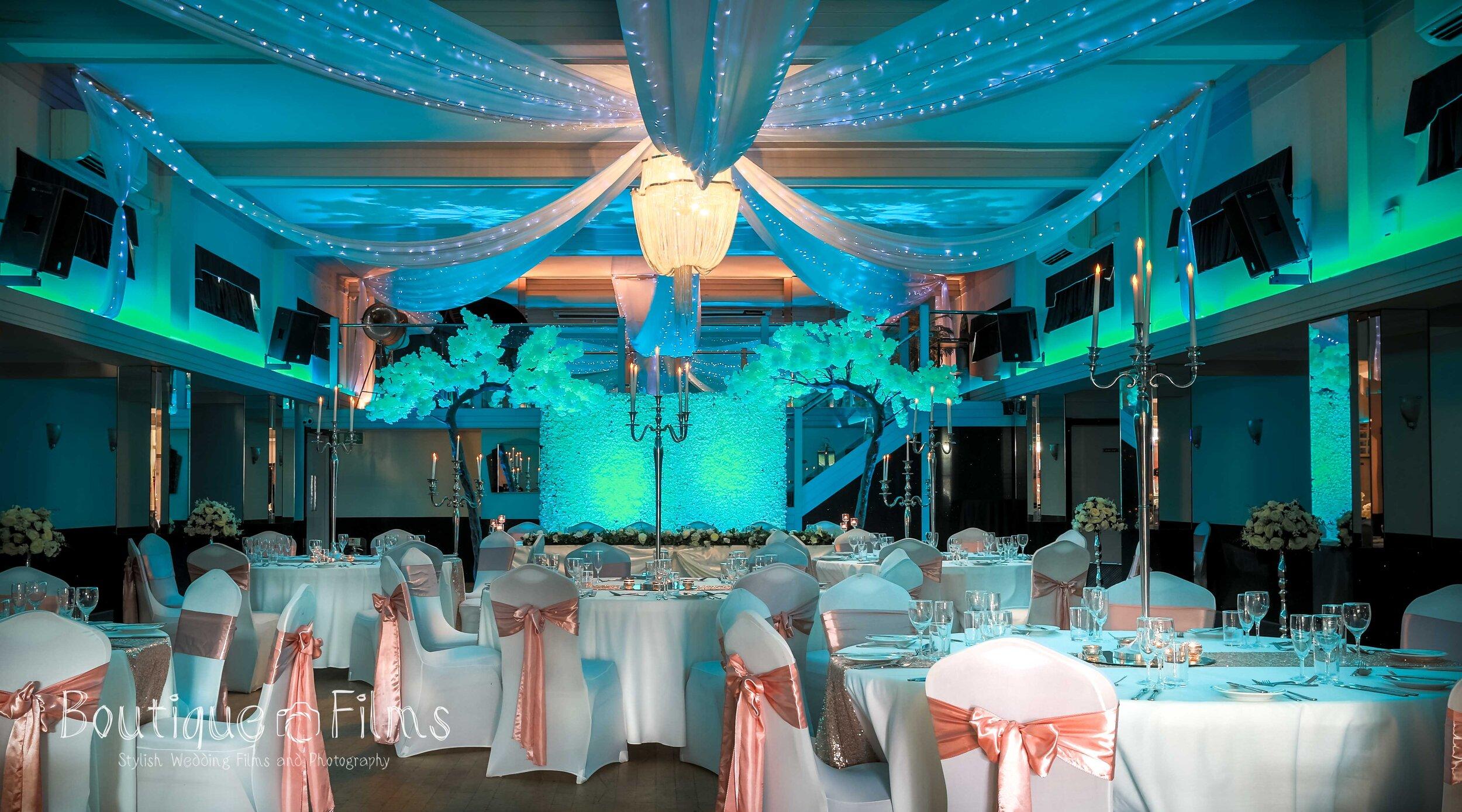 Art Deco Wedding Reception Venue Essex