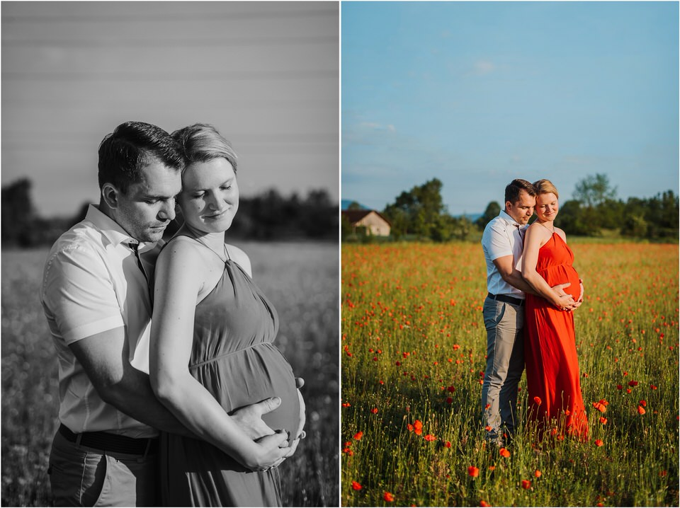 nosecnisko fotografiranje v naravi ljubljana primorska maribor slovenija kranjska gora sonce soncni zahod nosecnost pricakovanje 002.jpg