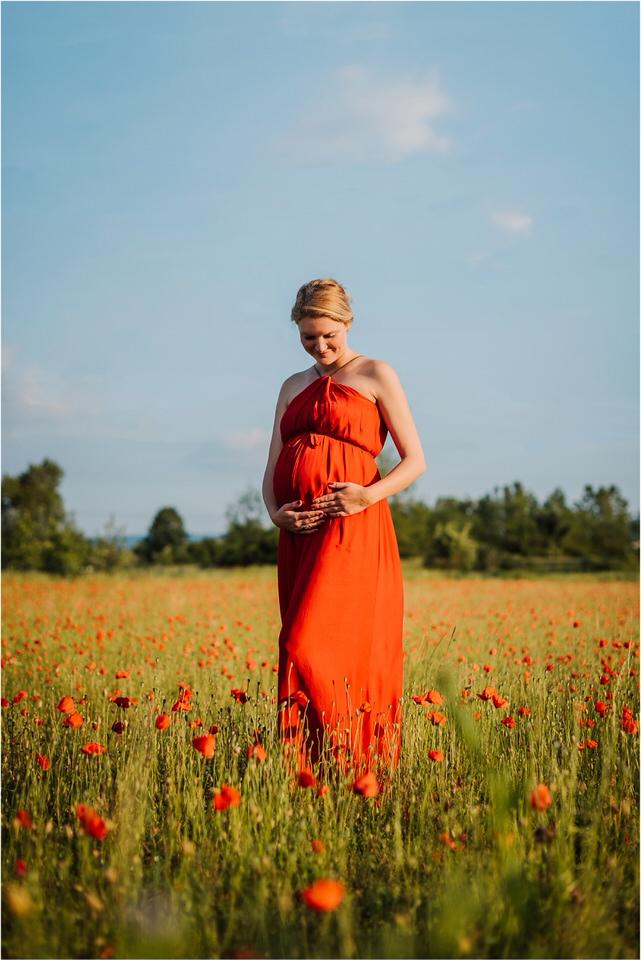 nosecnisko fotografiranje v naravi ljubljana primorska maribor slovenija kranjska gora sonce soncni zahod nosecnost pricakovanje 006.jpg