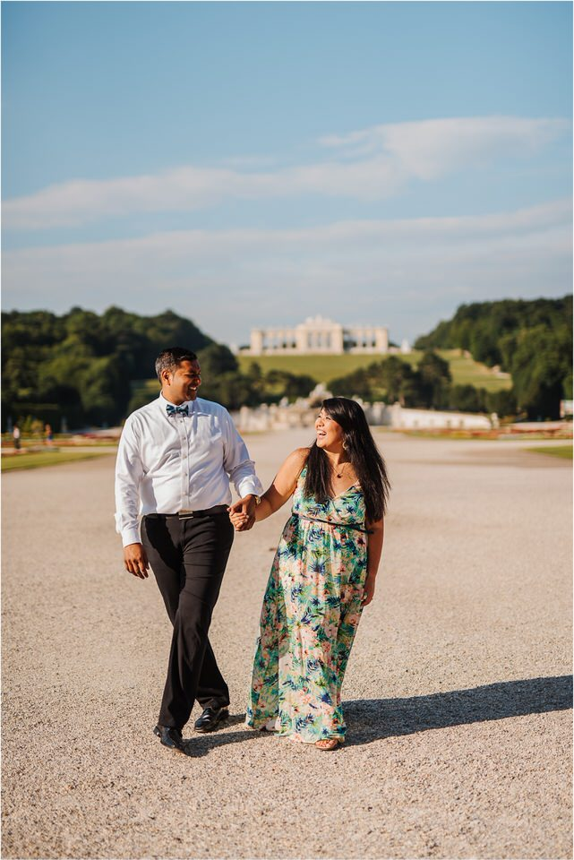 austria vienna wien wedding photographer schoenbrunn palace destination photography old city centre architecture elegant engagement session she said yes 0047.jpg