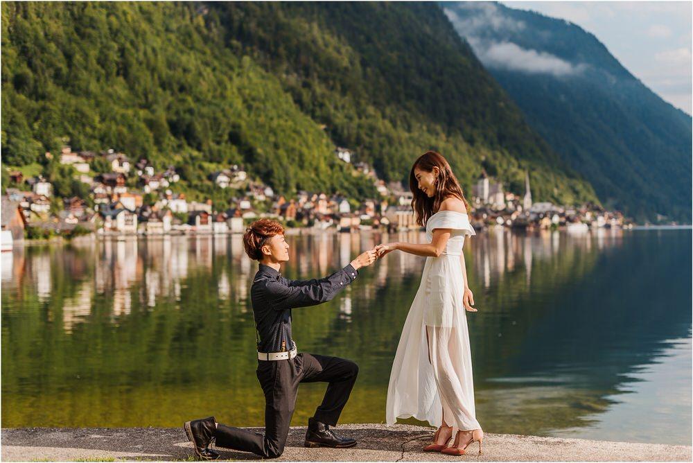 hallstatt austria wedding engagement photographer asian proposal surprise photography recommended nature professional 0048.jpg