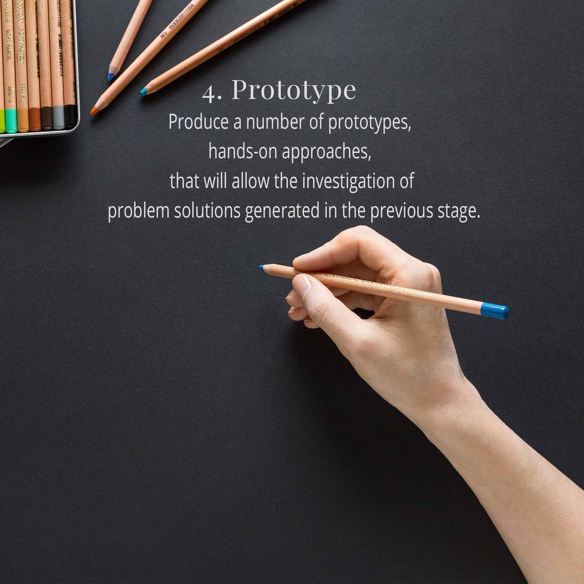 What Are The Steps In Design Thinking - Prototype