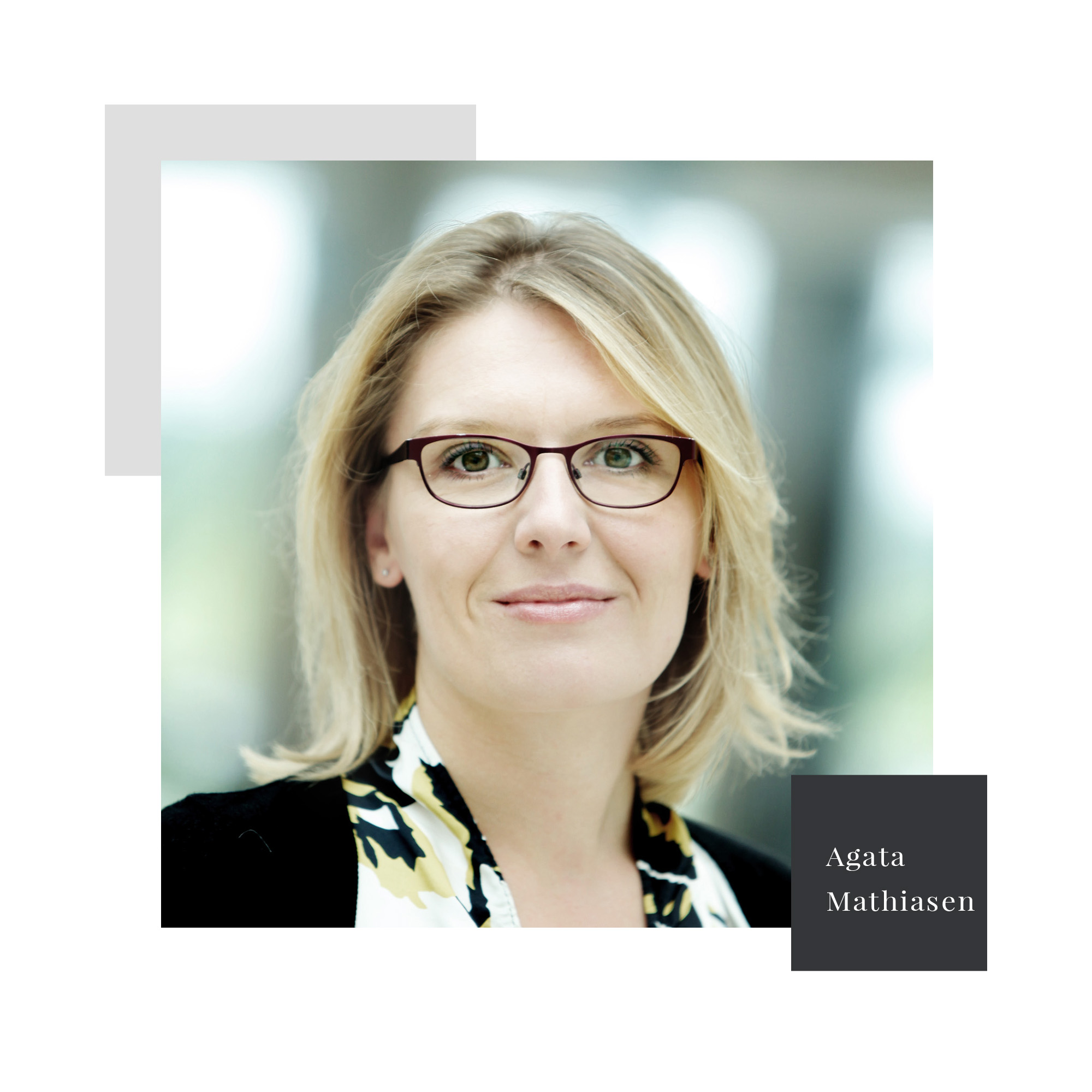 Designing A Culture of Innovation With Agata Mathiasen