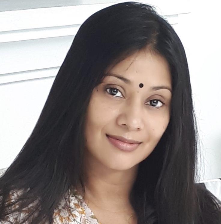 Creative Sparq Contributing Editor Nandini Sen Mehra