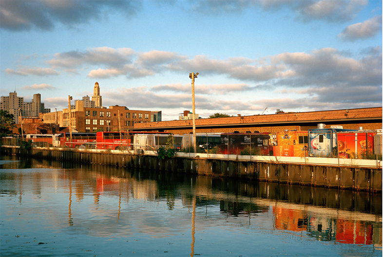 Venice of New York / The Gowanus by Insiya Dhatt