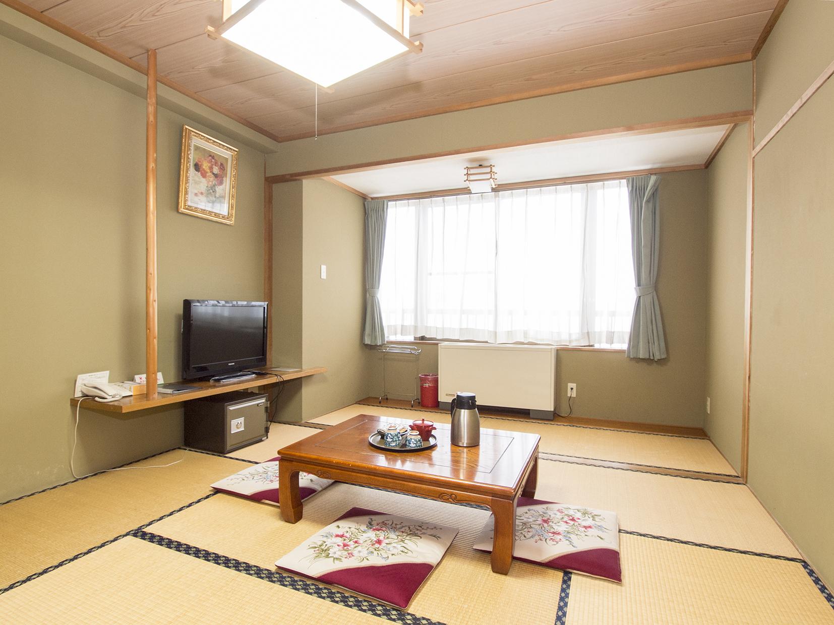 Marion信濃度假旅館マリオンシナノ 和室1.jpg