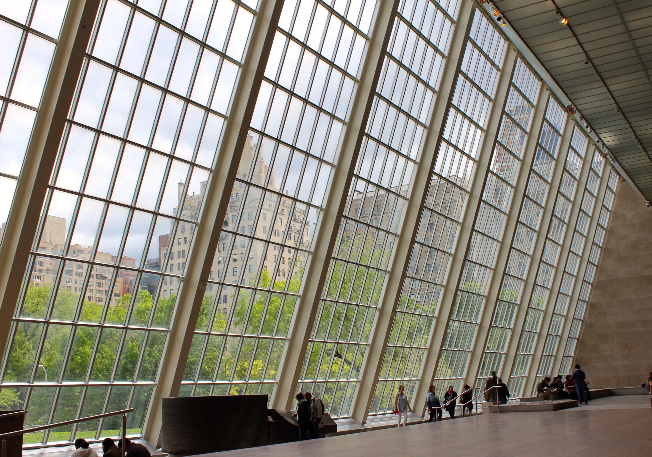Das Metropolitan Museum.