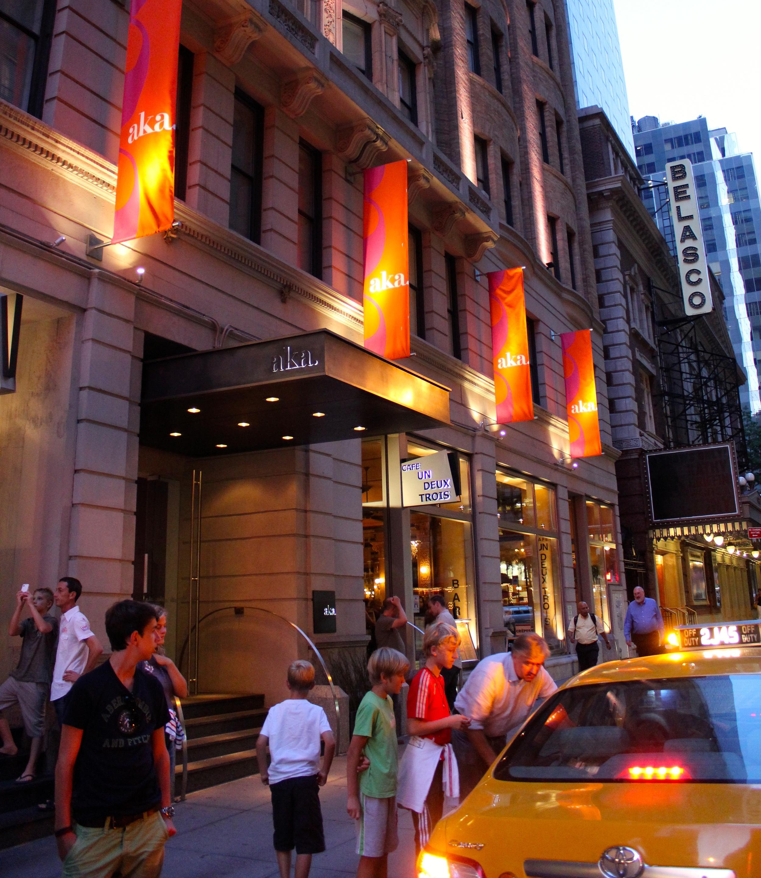 aka. Hotel am Times Square