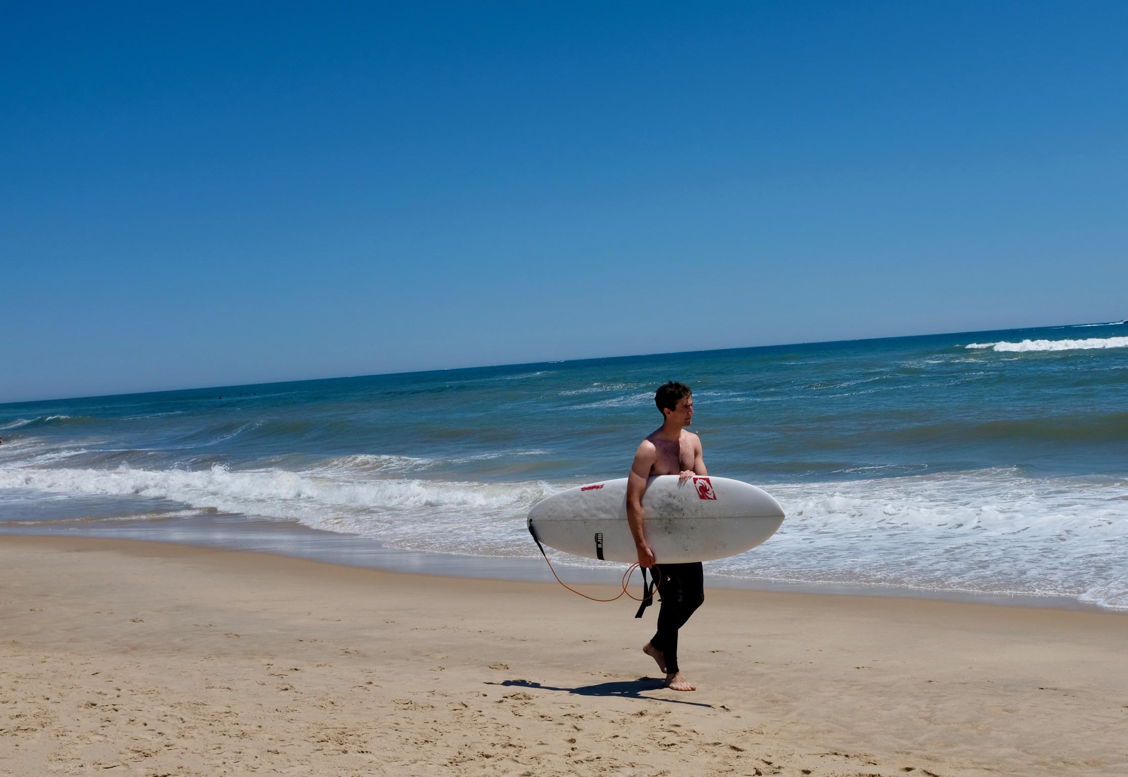 Long Island Montauk Surfer USA BeFifty