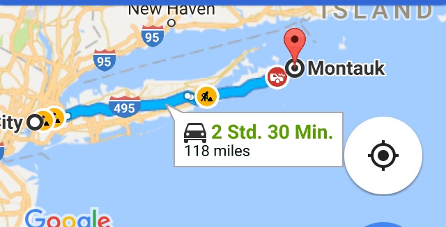 New York Long Island Reisestrecke Reiseblog BeFifty