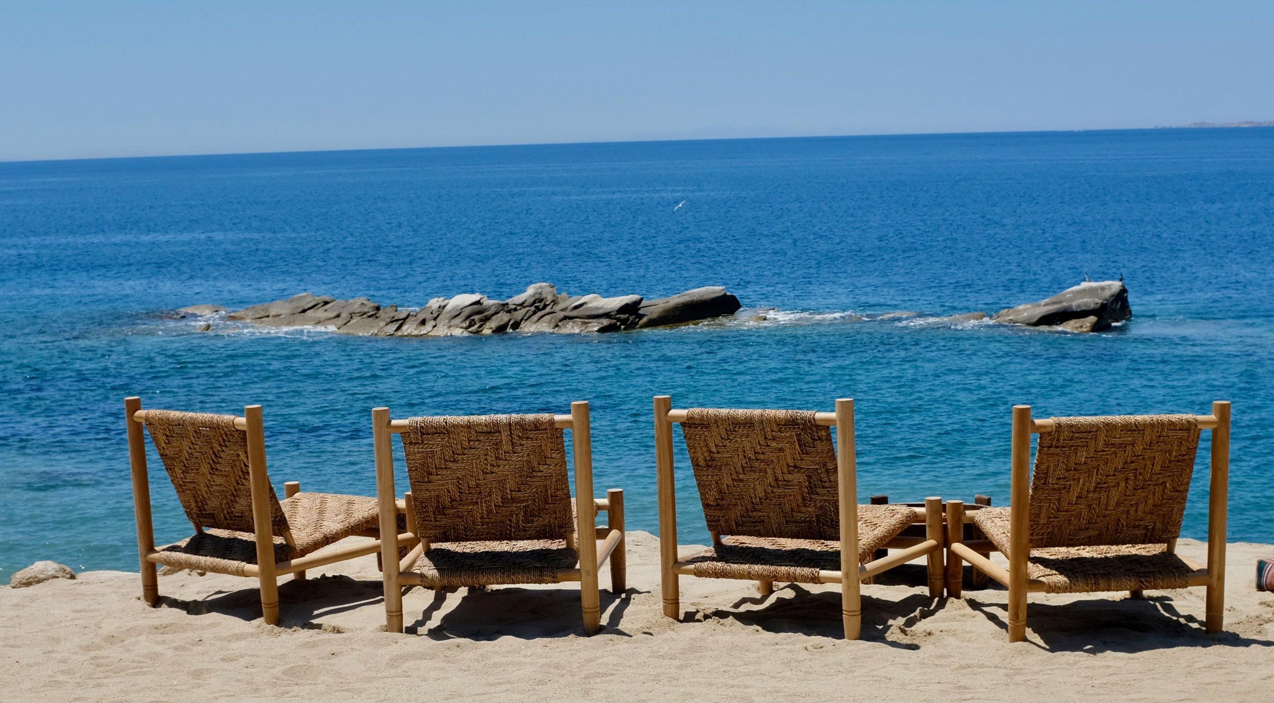 Mykonos Beach Club Scorpios