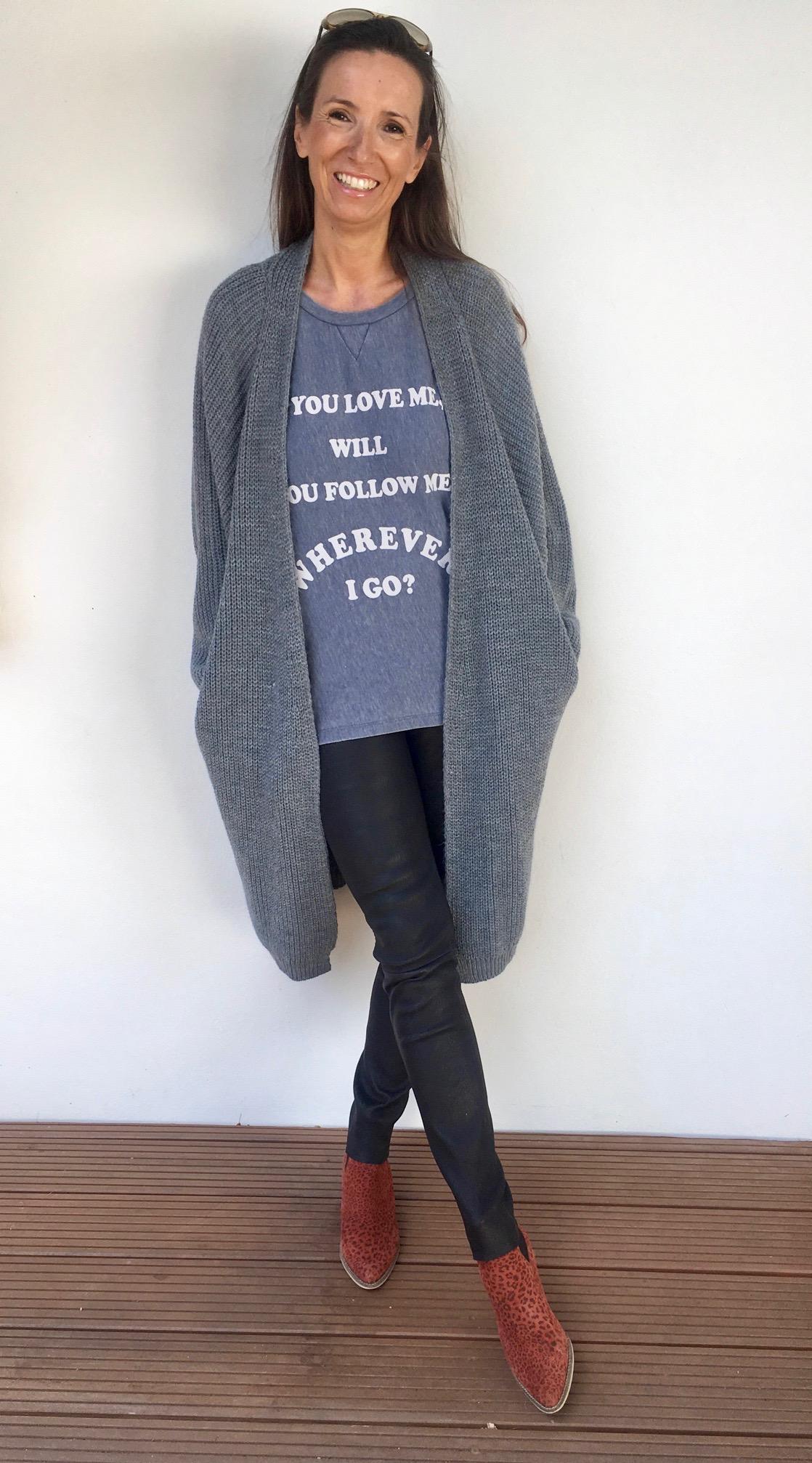 Pullover: liv bergen , Schuhe: Ivy Lee