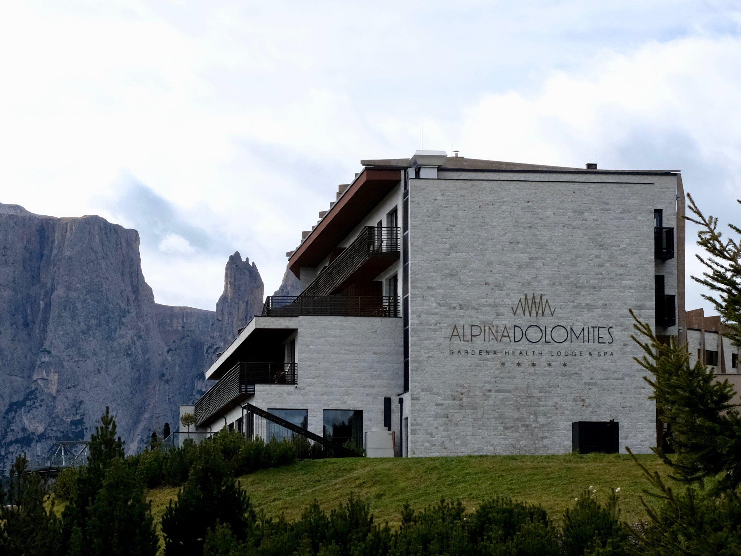 Süd-Tirol Seiser Alm Italien Reise-Tipps für den Herbst Beate Finken BeFifty Blog für Frauen über 40 und ab 50. Alpinen Dolomites Hotel