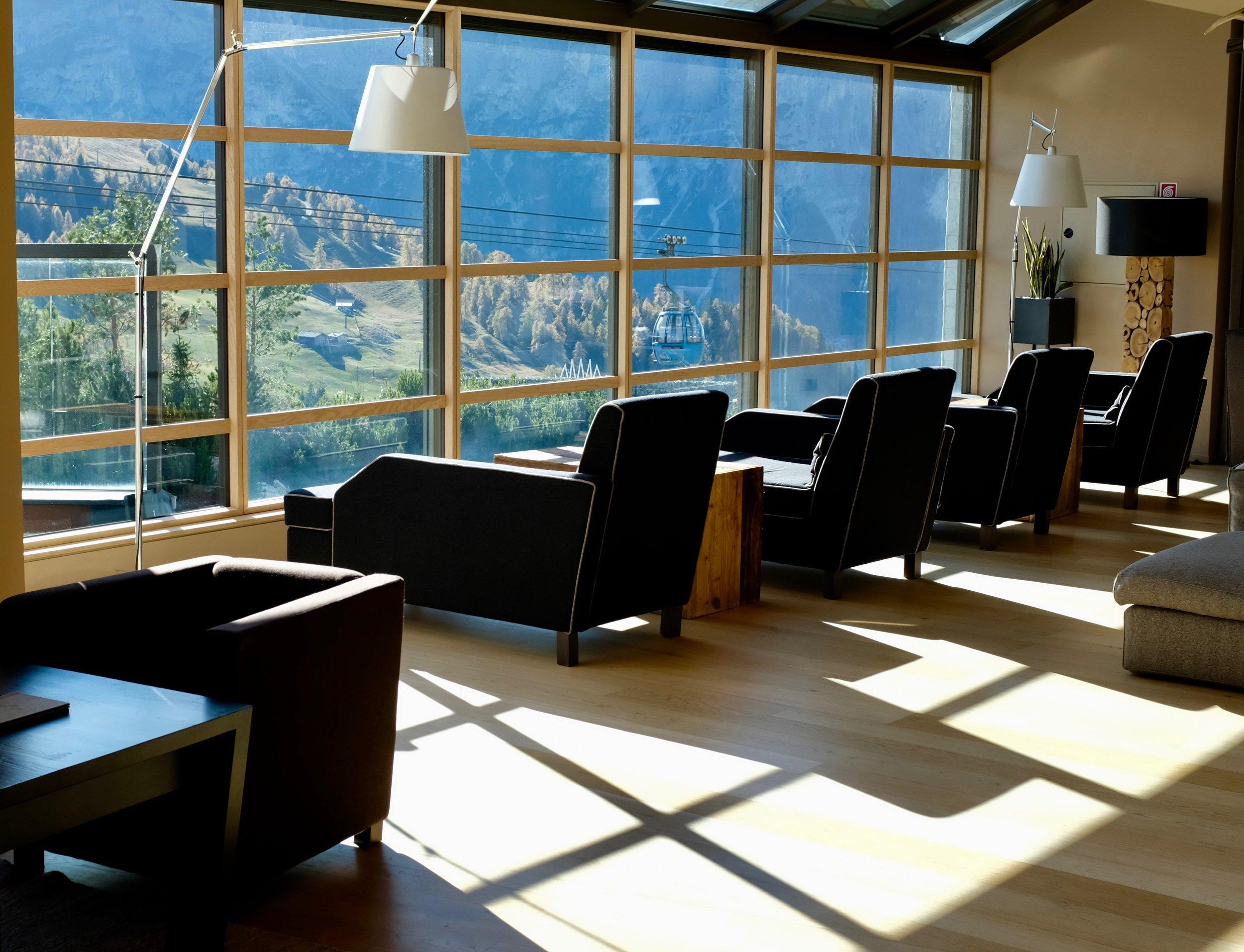 Süd-Tirol Seiser Alm Italien Reise-Tipps für den Herbst Beate Finken BeFifty Blog für Frauen über 40 und ab 50. Alpina Dolomites