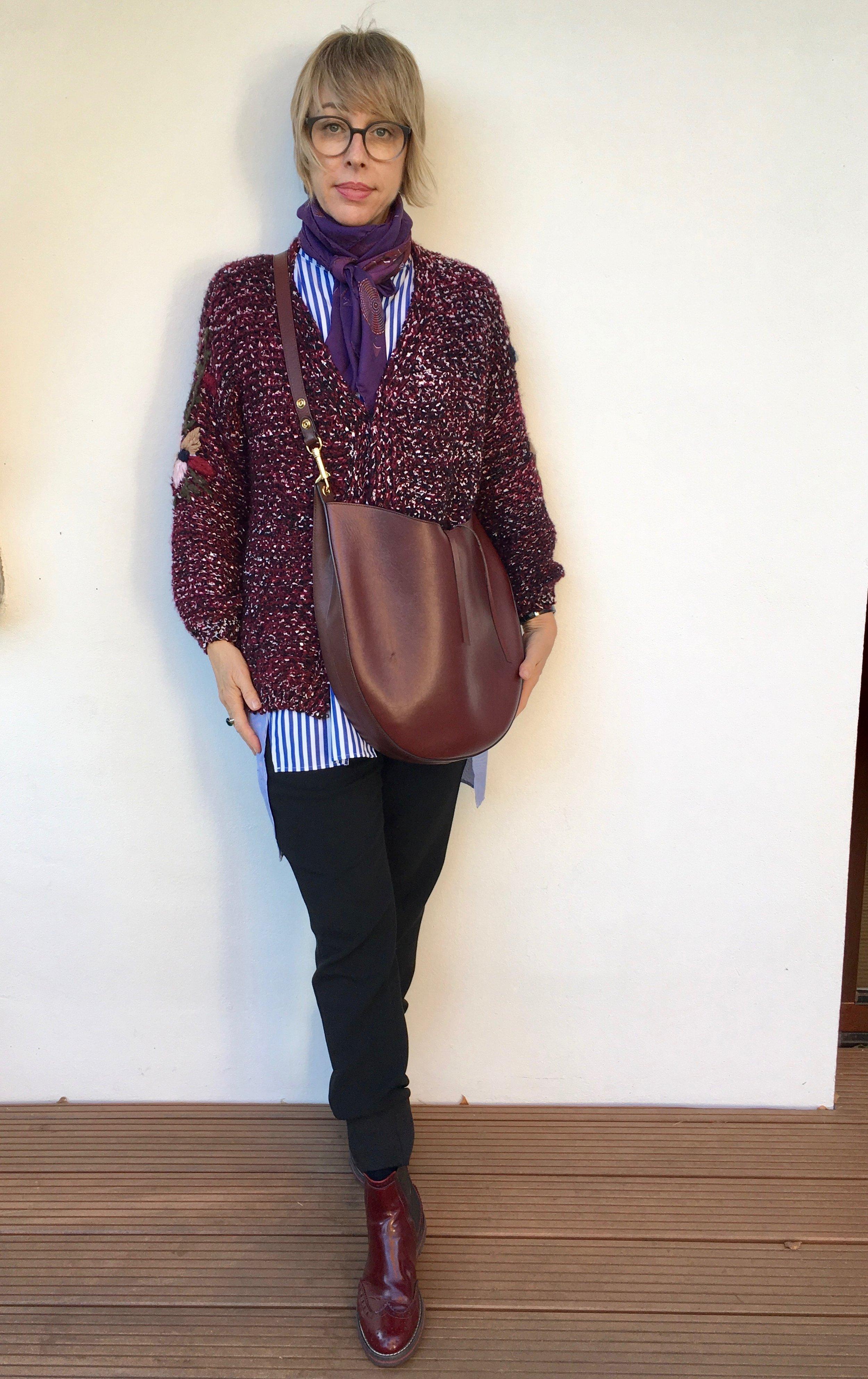 Mode für Frauen über 50 Blog Herbstmode
