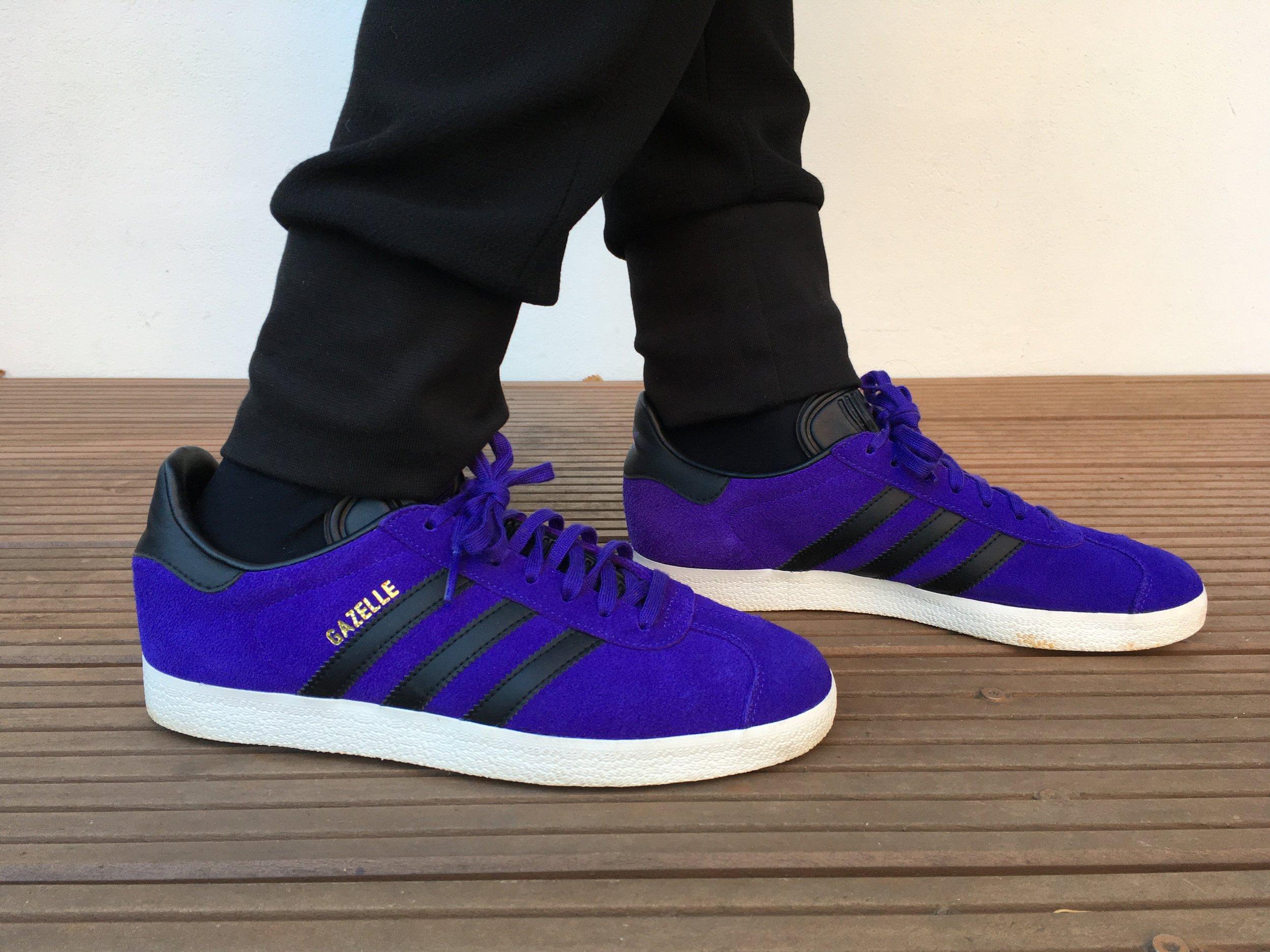 Adidas Gazelle Blog für Frauen über 50 Mode für Frauen über 50