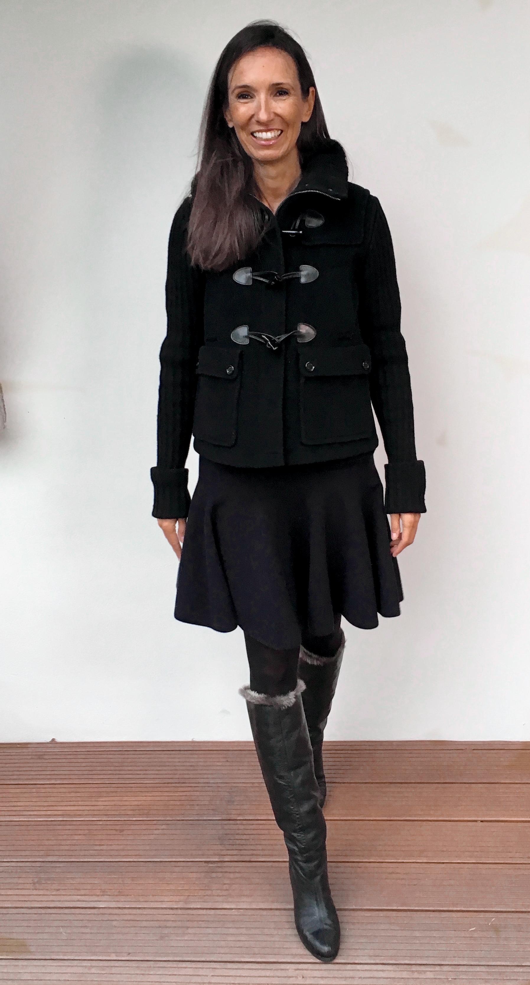 Blog für Frauen über 50 Winter Outfit Stiefel