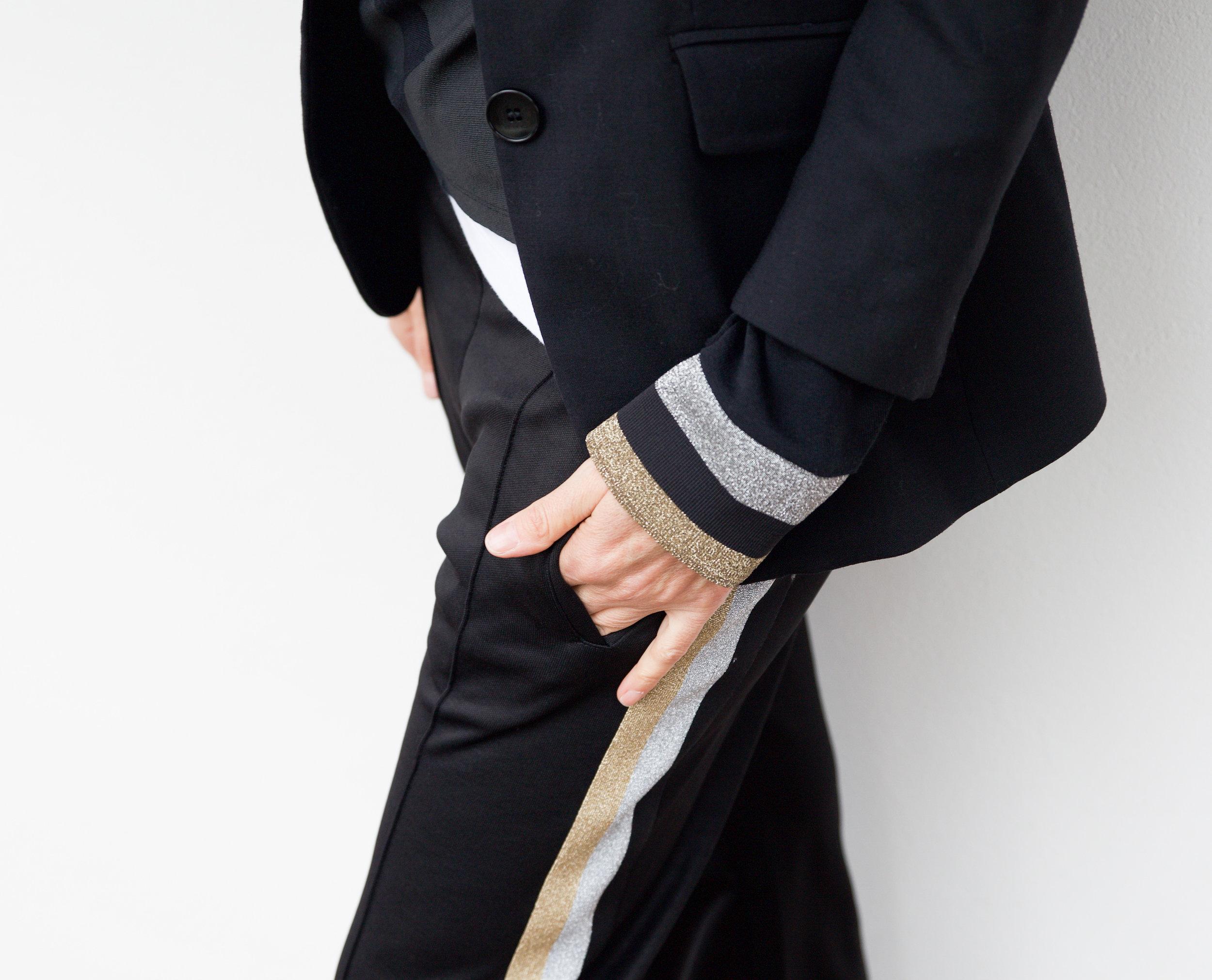 Liv Bergen Look Styling Jogginghose Mode für Frauen über 50 BeFifty Blog
