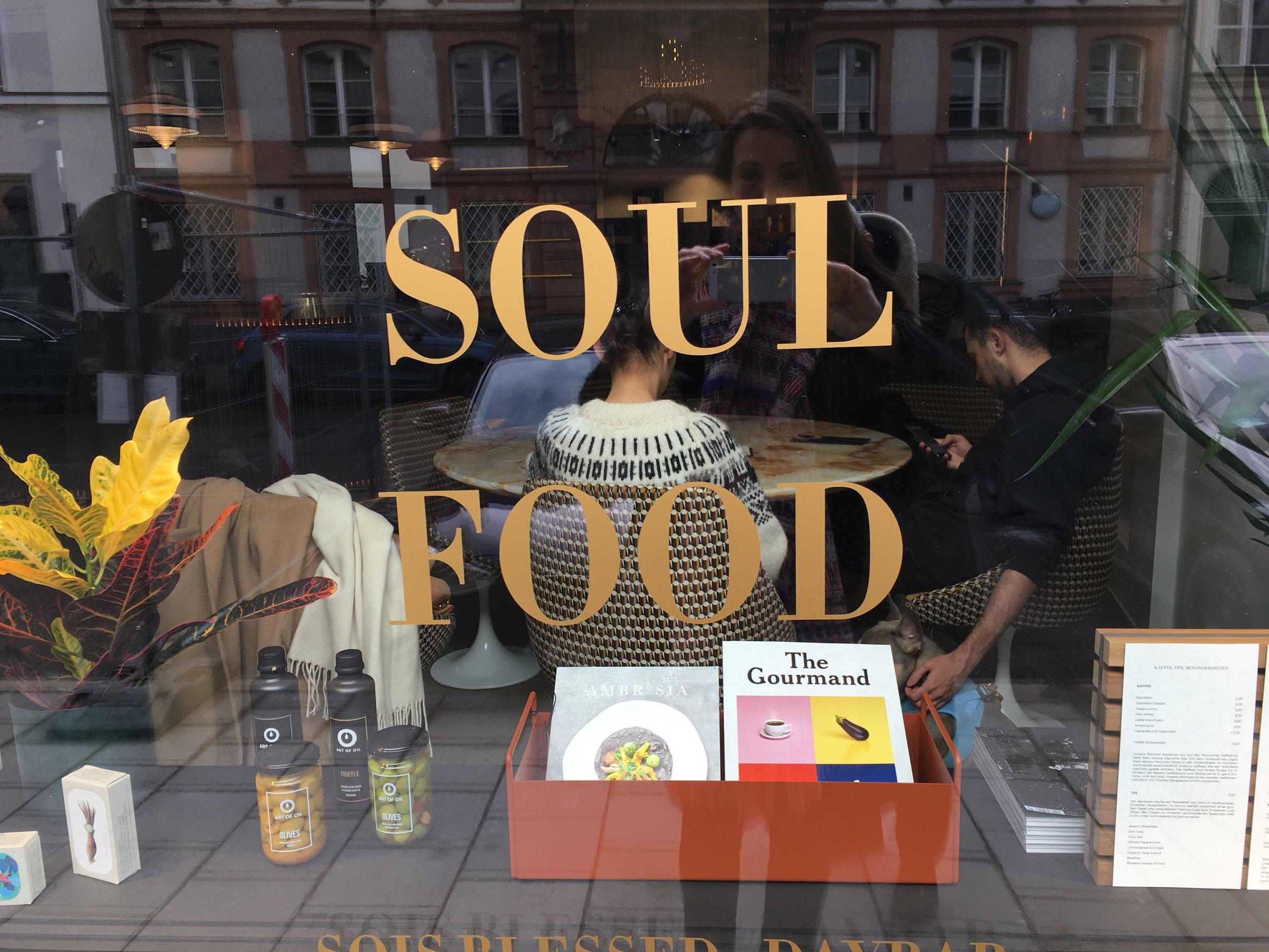 SOIS BLESSED München Blog BeFifty für Frauen über 50