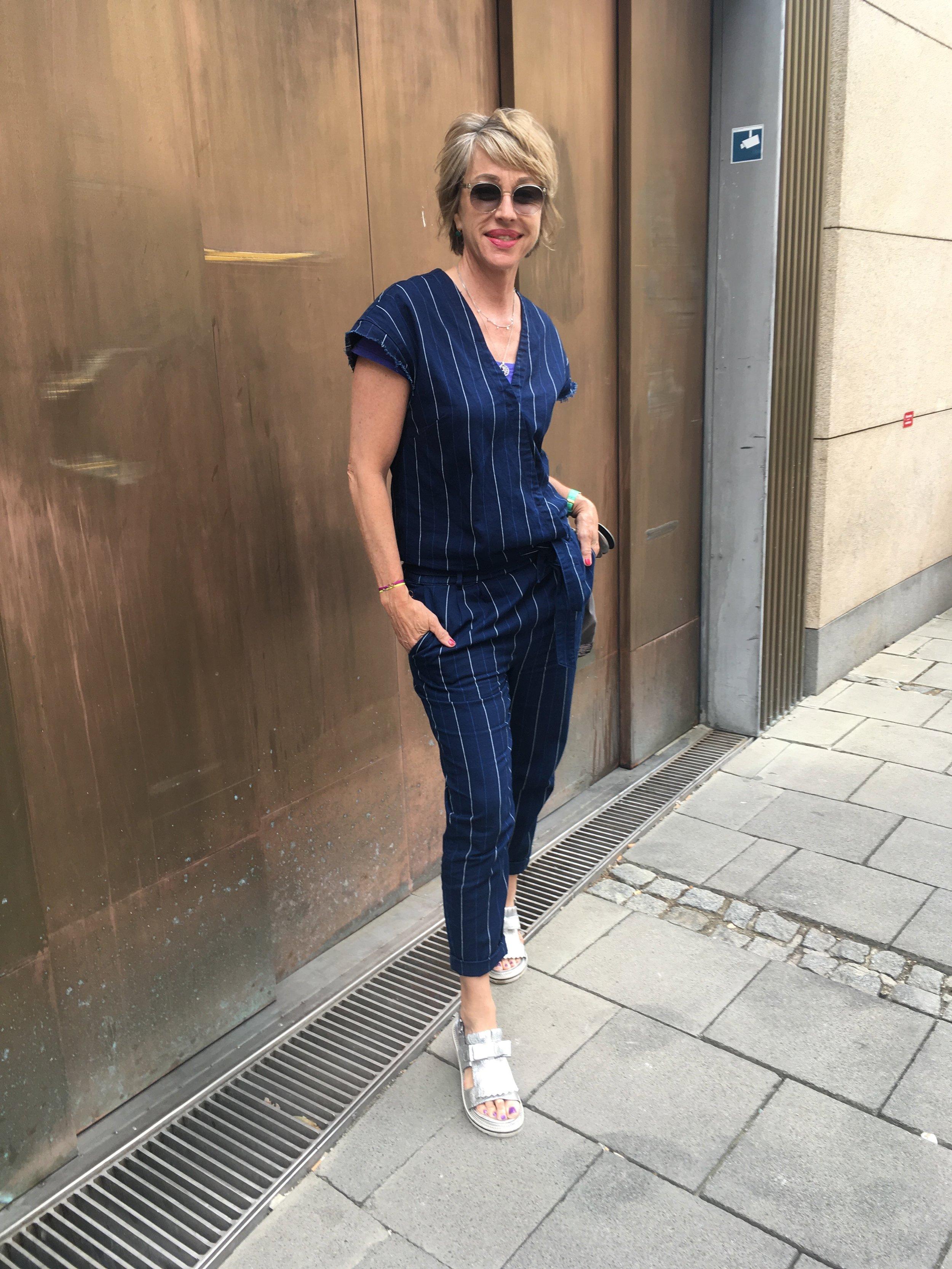 Blog Befifty Mode für Frauen über 50 DAWN Overall