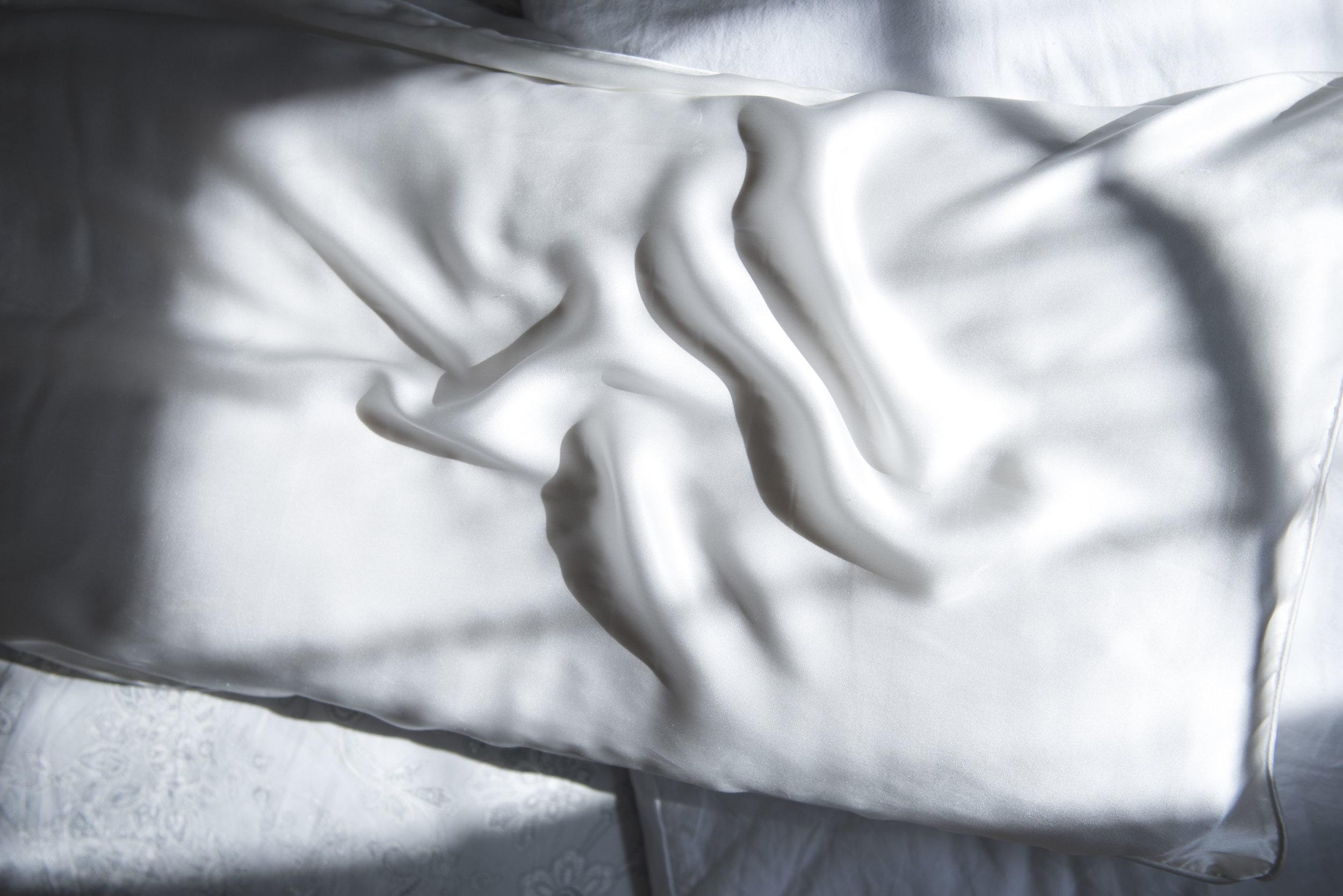 Beauty Hacks BeFifty Blog für Frauen über 50 Schlaf Kissen Schönheit