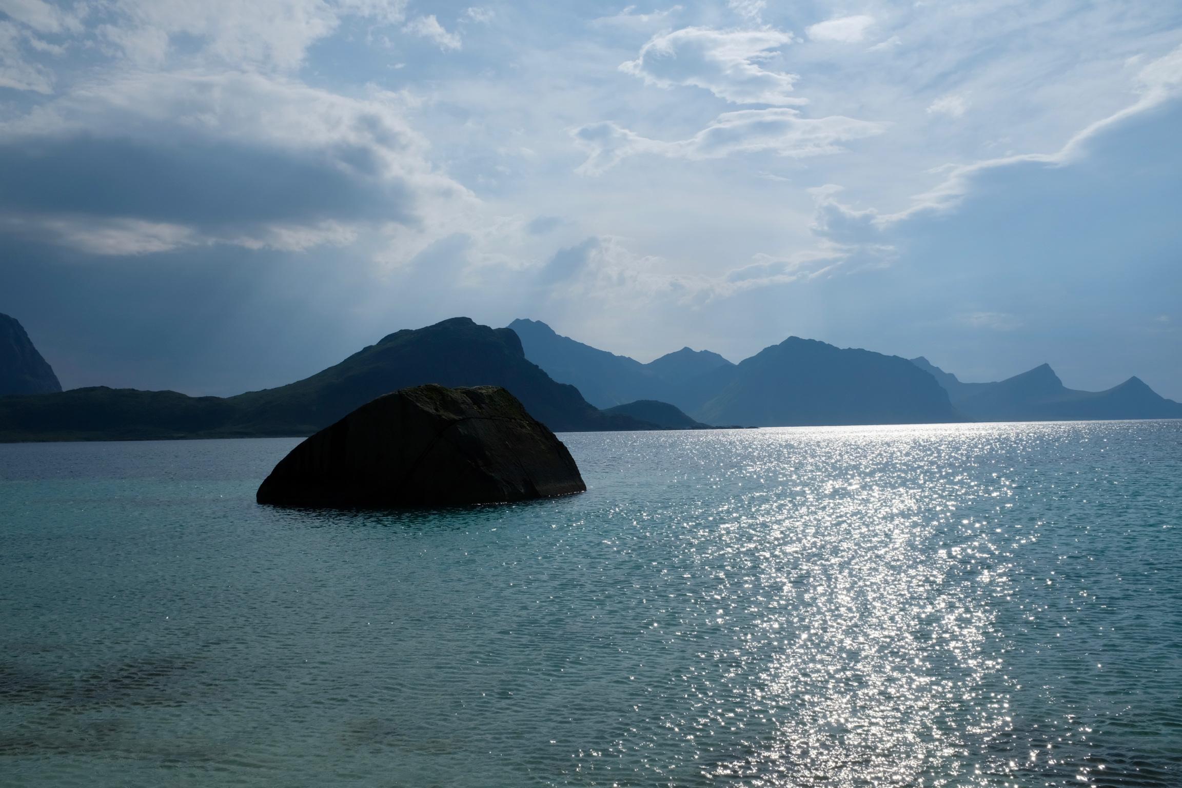 Lofoten Norwegen Reisetipps und konkrete Infos zu der Inselgruppe. Beate Finken Bloggerin bei BeFifty. Die schönsten Plätze in Norwegen / Lofoten Wanderung Himmeltinden