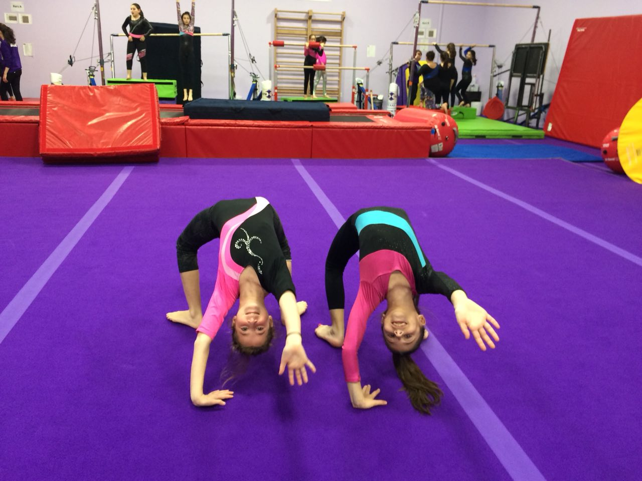 Recreational Track - These classes are the heartbeat of every gymnastics center. Designed to teach fundamental gymnastics skills in a fun and non-competitive setting, recreational classes are geared for children of all ages and levels who wish to experience the joy of this wonderful sport. No previous skill or experience necessary.