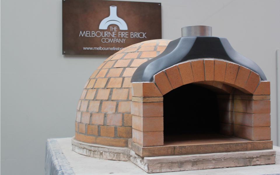 Precut Brick Oven Kits The Melbourne Fire Brick Company