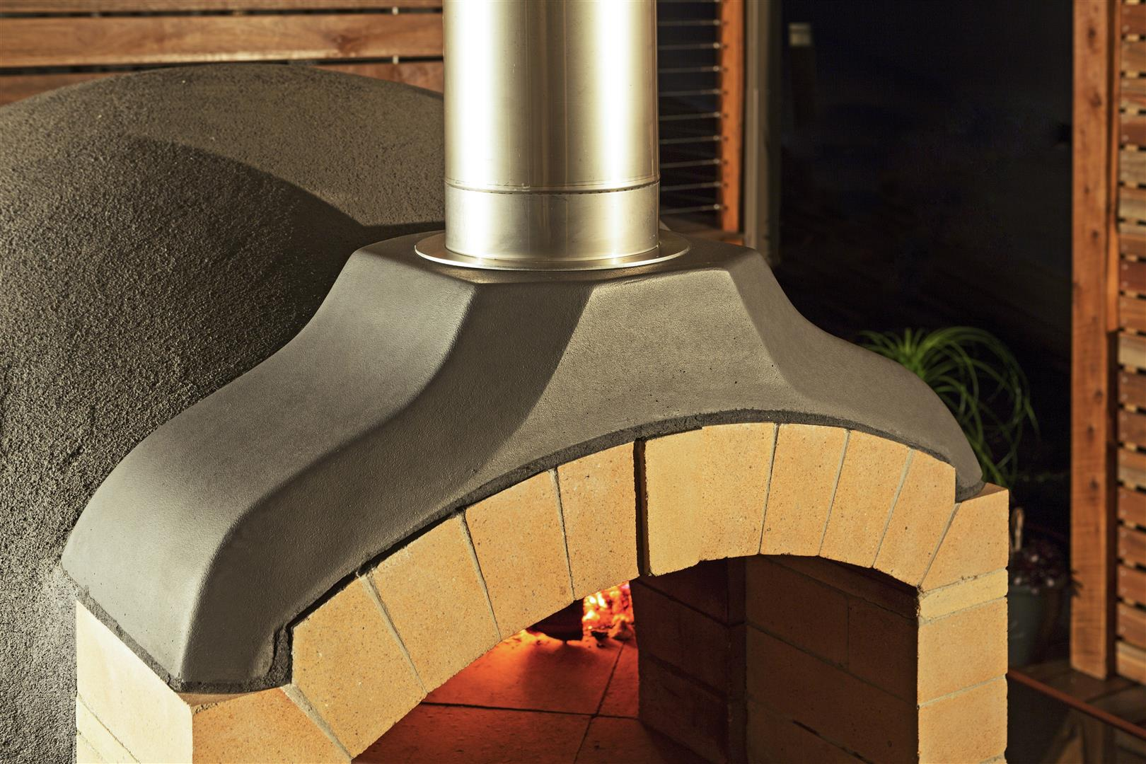 D105 Brick Oven - Dale - 8