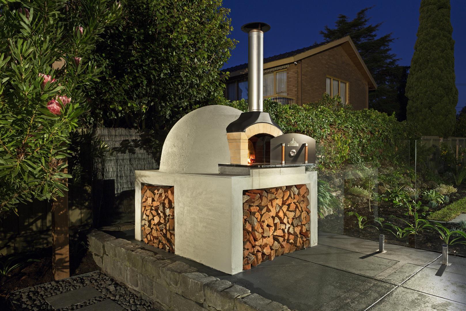D105 Brick Oven - Alistair - 1