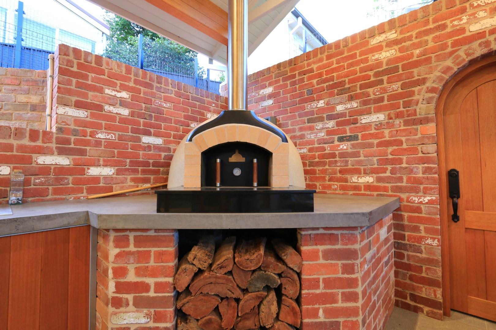D95 Brick Oven - Brad - 2