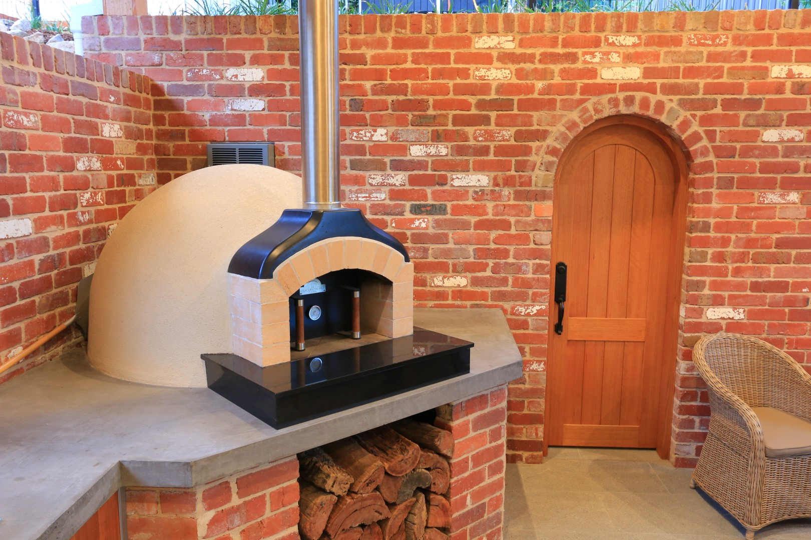 D95 Brick Oven - Brad - 10