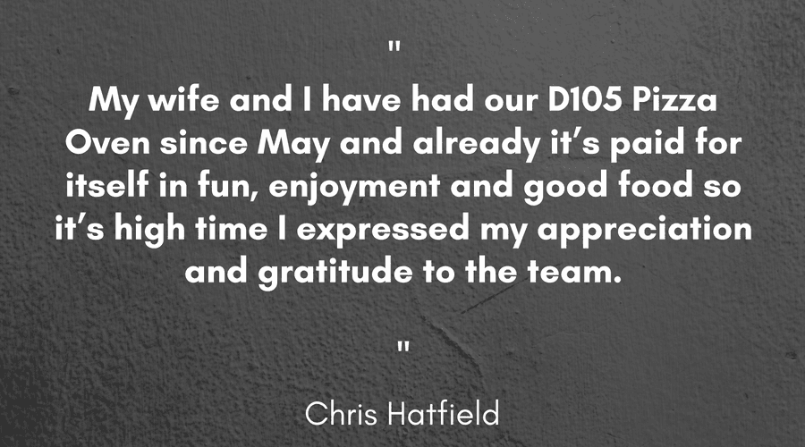 Chris Hatfield Pizza Oven Testimonial - Landscape 2.png
