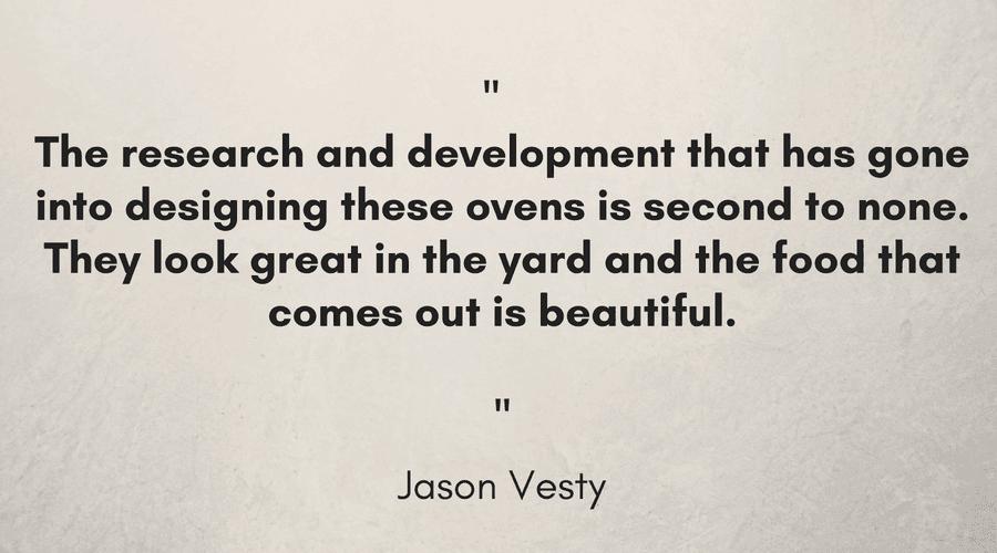 Jason Vesty Pizza Oven Testimonial - Landscape.png