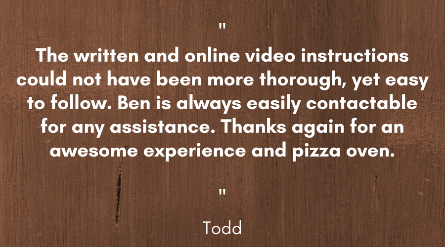 Todd Pizza Oven Testimonial - Landscape.png