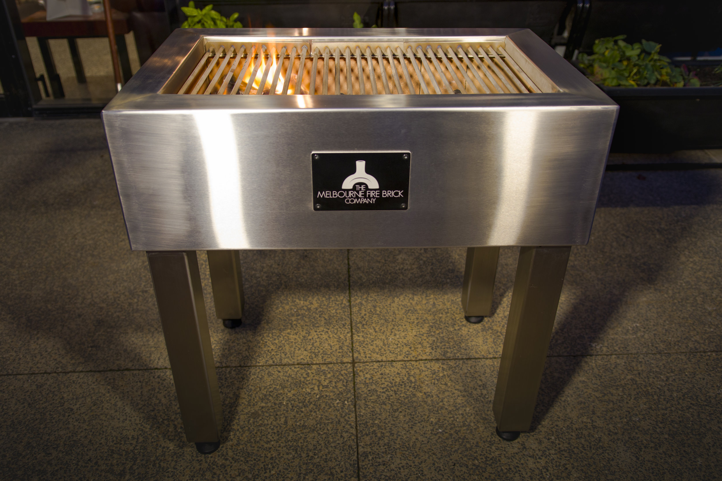 Charcoal Grills -