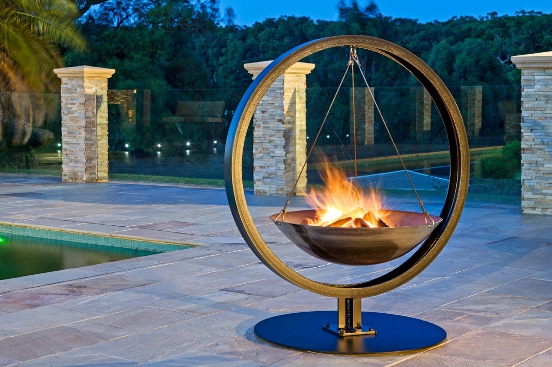The Ring Fire Pit -