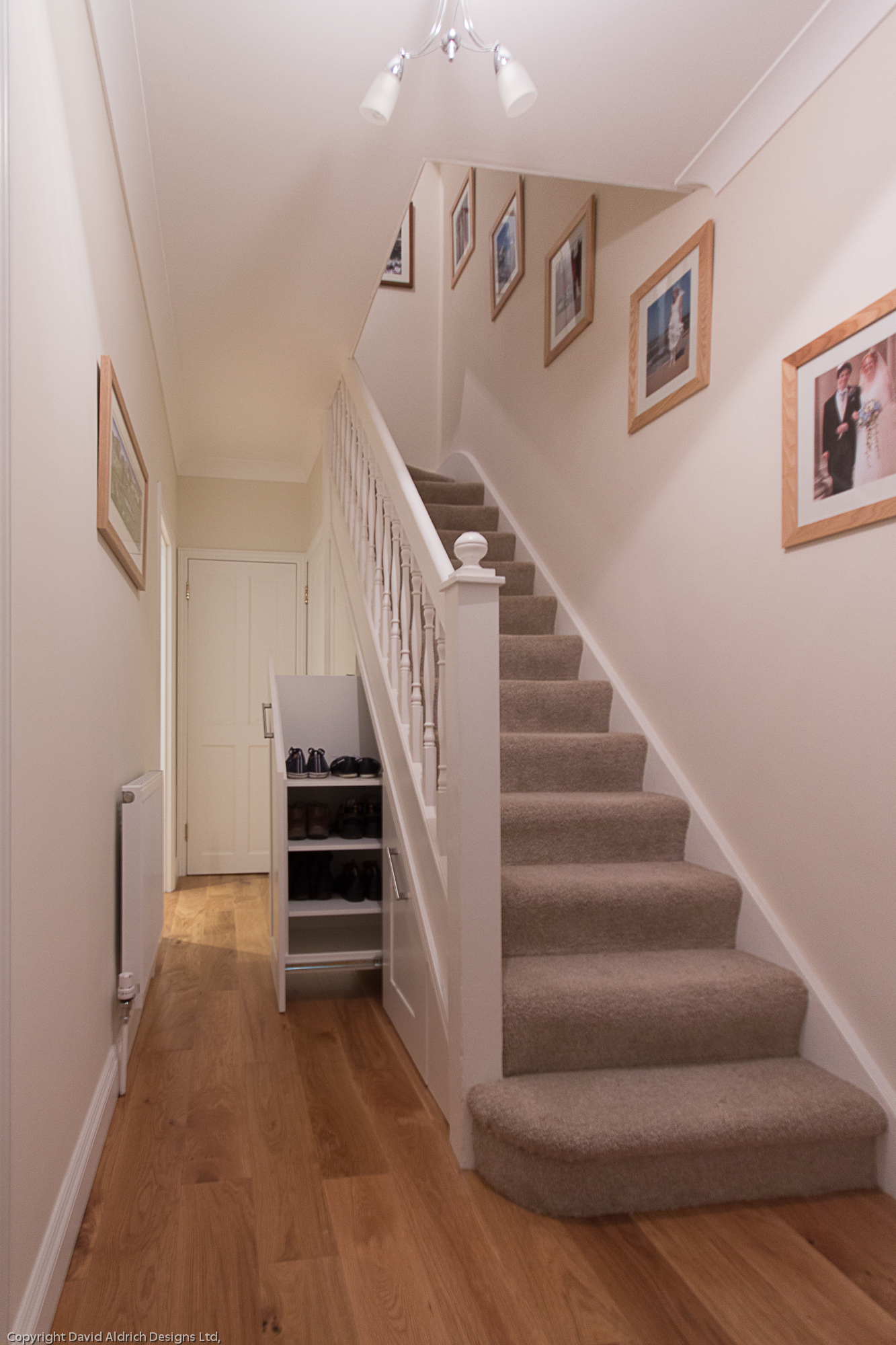 Hallway storage solutions London (3 of 4).jpg