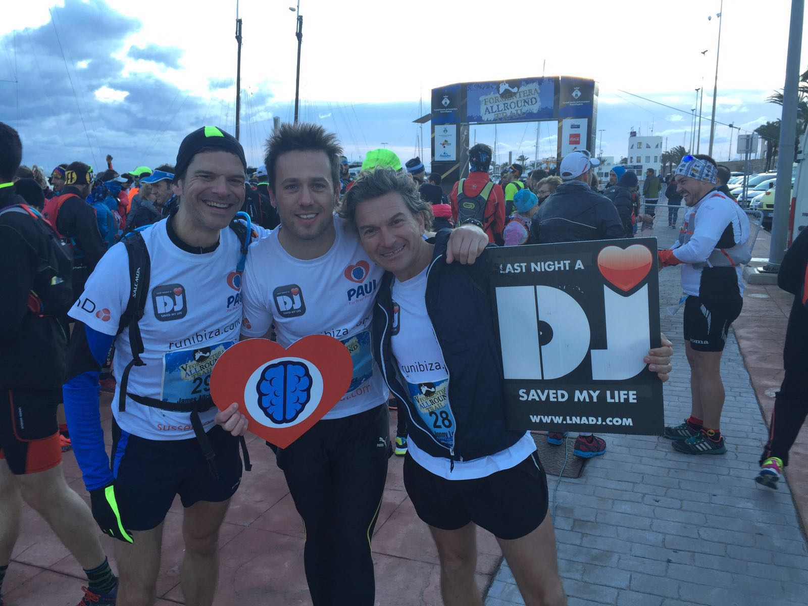 Our Stories - 4 marathons in 4 days, the Formentera Ultra Trail and other adventures ...