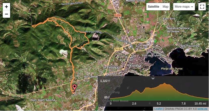 Sant Jordi Trail Race Route.png