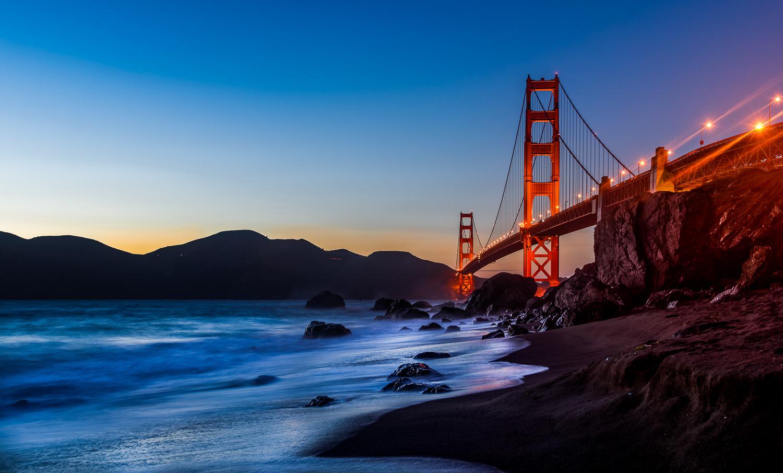 San Francisco s'endort