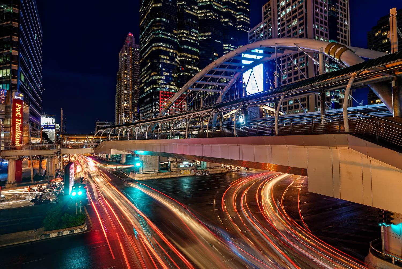 Les Lumières de Bangkok City