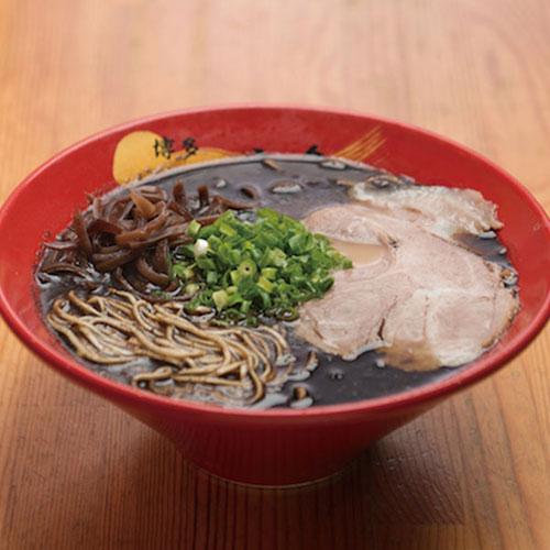 Tonkotsu Black ($14.00/$13.50/Special: $18.00)