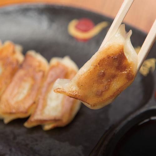 Hakata Specialty Hitokuchi Gyoza (5pcs) ($5.00)