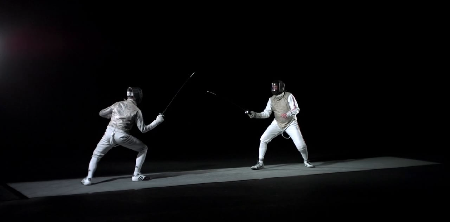 NIKE - OLYMPIC FENCERS